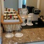 Coffee / Minibar