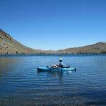 Kayaking Convict Lake