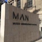 Nuevo logo del Museo MAN