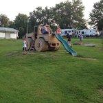 Nice play area