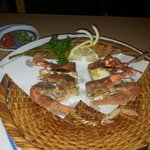 El excelente cangrejo de cáscara blanda