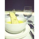 Chandelier dinner