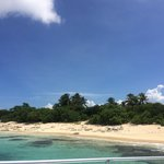 Icacos view from the catamaran