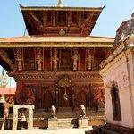 Temple dédié au dieu Vishnou