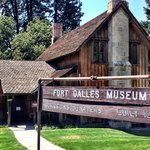 Fort Dalles Museum. Photo by Terry Hunefeld