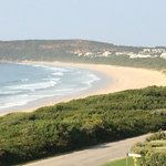 Plettenberg Bay view from room
