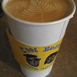 Quality latte'