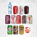 Enjoy a deliciously cold soda or water with your combo.
