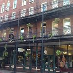 The New Orleans hotel well could fit in its namesake city