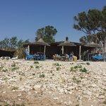 restaurant la mouette et les dromadaires a Sidi Kaouki