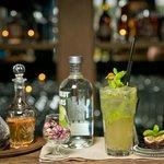 Nice drinks at Bella Donna