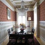 Sala de jantar do castelo