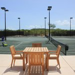 Great tennis courts