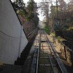 subida do funicular.