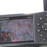 Altimeter on plane