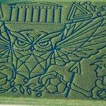 Treinenfarm Farm 2014 Owl of Athena Maze