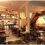 Salão principal do Cruzeiros Bar Barra Funda
