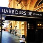 Harbourside Main entrance, Auckland Ferry Building on Quay St