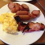 breakfast hot options