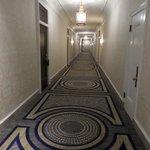 Third Floor Hallway - renovated