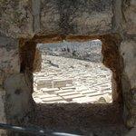 Елеонская гора, большая её часть -огромное кладбище