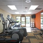 Get energized in our Fitness Center