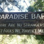 Paradise Lodge, it's welcoming tranquil grounds, breathtaking Beauty and magnificent staff live