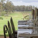 Bistro Vinden Dining Terrace