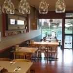 Sharkies restaurant Devonport