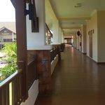 Clean balcony
