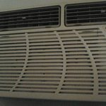 filthy air conditioner