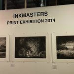 August 2014 - Inkmasters exhibition