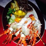 Huge lobster ummmmmm