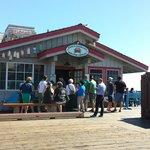 Stearns Wharf restaurant
