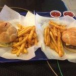 Burgers Wings & things Ribs