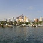 Saliendo de Cartagena