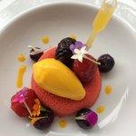 Dessert du chef Emanuel