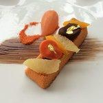 Dessert 2 du chef Emanuel