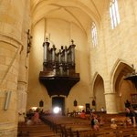 intérieur et orgue