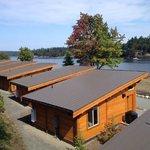 cabins at Snug Harbor Resort