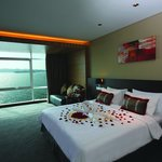 Deluxe Sea View Room with Honeymoon setup