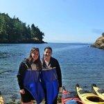 Pre-kayaking pic