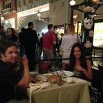 Restaurante na Piazza San Marco