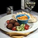 Mediterranean Snack Plate