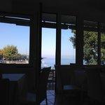 Panorama sala colazione