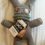 Cute sock puppet from Lifestart