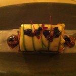 Great dish, summer caneloni