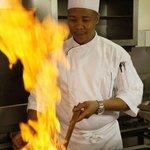 Chef Tshepo Lebese