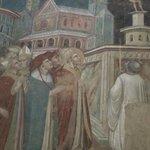 Fresko von Piero della Francesco