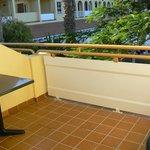 balcon devant
